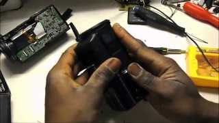 hd camcorder lcd repair