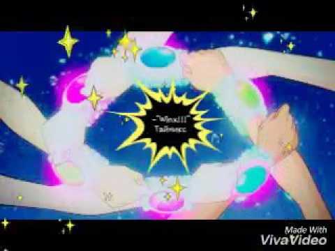 """-""""Winx!!!"""" Тайникс"""