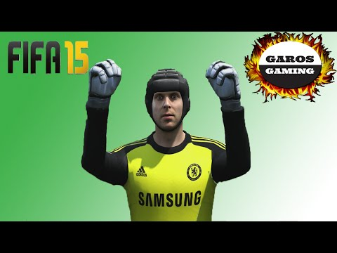 FIFA 15 (Demo) Glitch and Petr Cech wonder goal