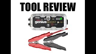 TOOL REVIEW - NOCO GB30 Ultra Safe Lithium Jump Starter
