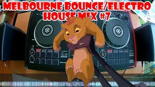 Melbourne Bounce/Electro House 2017 Mix #7   Pioneer DDJ-RB   Krossbeat