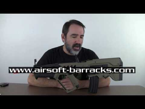 Airsoft Review Umarex USA/ Elite Force Tar-21