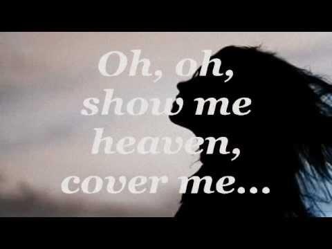 show me heaven lyrics maria mckee youtube. Black Bedroom Furniture Sets. Home Design Ideas