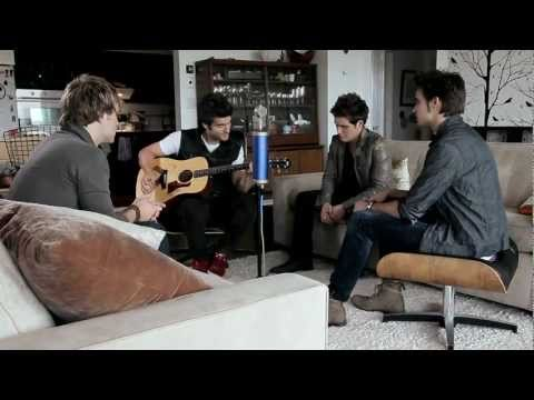 Anthem Lights - can't Get Over You Acoustic Performance video