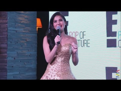 Anne Curtis on E! News [EXCLUSIVE!!!]