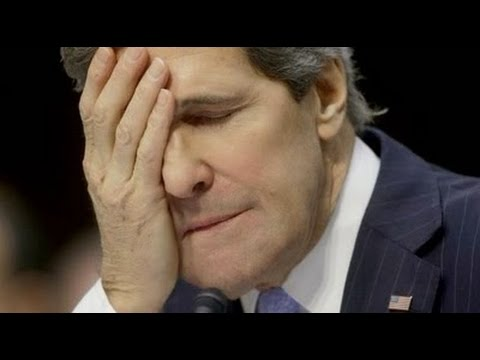 JOHN KERRY SAYS WE SHOULD ELIMINATE AIR CONDITIONING AND REFRIGERATION TO SAVE THE PLANET.