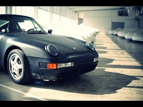Porsche 911 with Audi V8