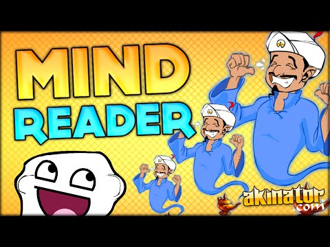 THE WEB GENIE TEST - AKINATOR IS RACIST? AND REACTING TO FELIX'S VIDEOS (Funny Moments)