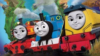 Thomas & Friends: Adventures! Thomas And Friends Adventure Trains For Kids
