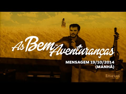 Reflexão Bíblica | 19/10/2014 - Pr. Rodrigo Freitas (Manhã)