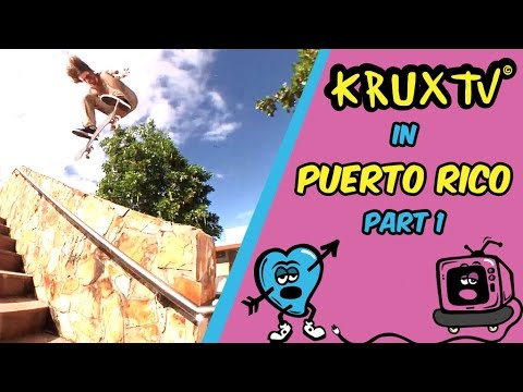 Krux in Puerto Rico! Part 1