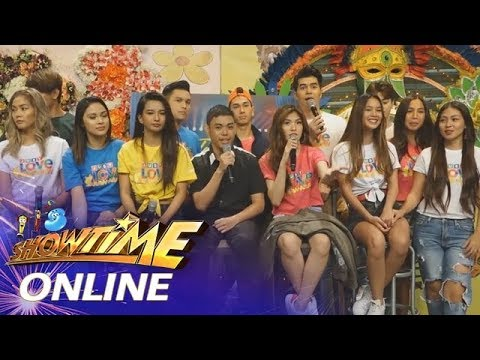 It's Showtime Online: TNT Metro Manila contender Benjamin Lualhati came from a family of singers