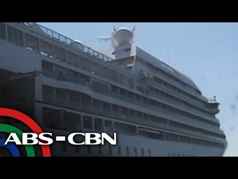6-star cruise ship to dock in Manila