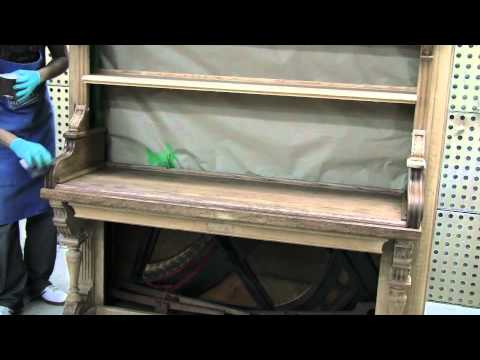Tmc Restoration Furniture Restoration Before And After Piano