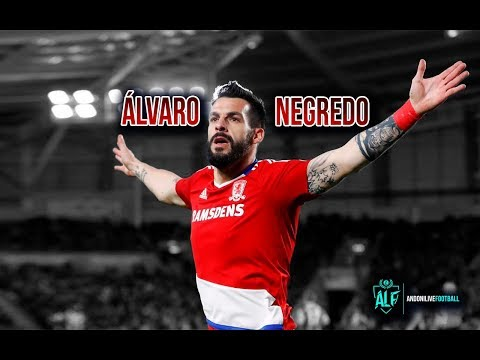 | Álvaro Negredo | 7 | Welcome to Valencia CF | ● The Beast ● Skills ● | AndoniLiveFootball [HD]