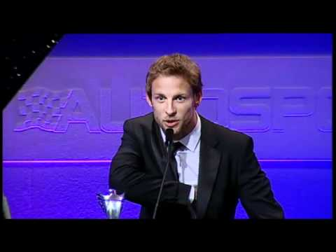 Jenson Button = Awesome (Autosport British Driver 2011)