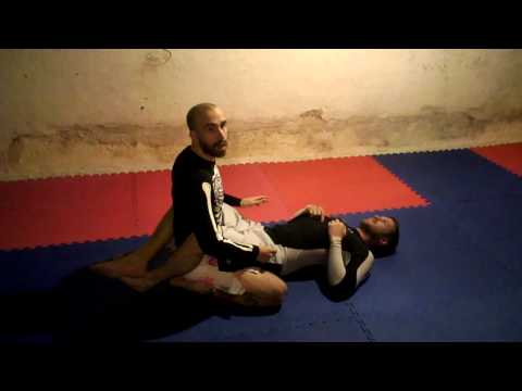 Self-taught submissions: Breaking and passing the closed guard for no gi and MMA Image 1