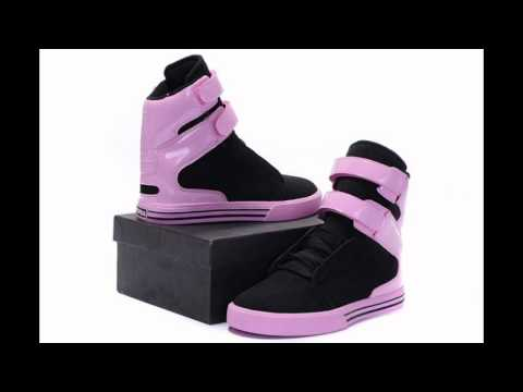 2011 Supra TK Society women light pink black [www.cheapsneakersuprashoes.com]