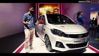 Tata Tiago JTP, Tigor JTP Sports First Look - Auto Expo 2018
