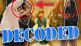 Download Lagu Delicate - Taylor Swift DECODED | Hidden Messages and Easter Eggs Gratis STAFABAND