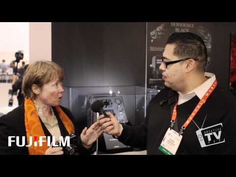 CES 2012 FujiFilm- MUST SEE X-Pro1 and X100