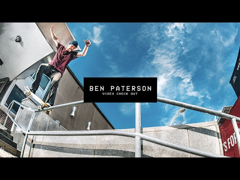 Video Check Out: Ben Paterson
