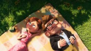 Disney Pixar Up - Married Life - Carl & Ellie