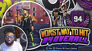 Download THE WORST WAY TO HIT 94 OVERALL.. THIS MOUNTAIN DEW 3x WINNER SOLD ME OUT😡😡 SMH NBA 2K18 3Gp Mp4