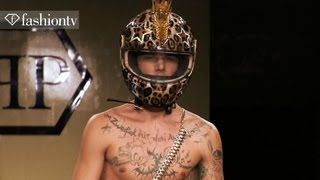 Philipp Plein ft Ed Westwick - Spring/Summer 2013 FULL SHOW | Milan Men's Fashion Week | FashionTV