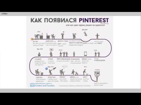 Pinterest Как с его помощью продвинуть канал на Ютубе