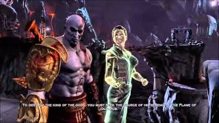 God of War 3 - Athena HD