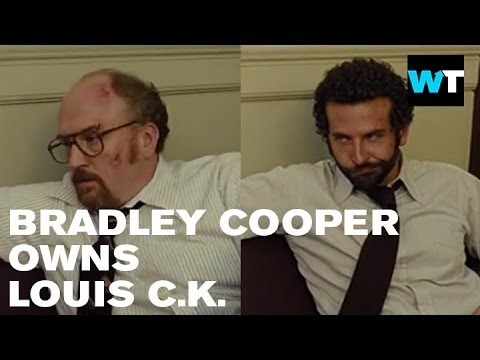 Bradley Cooper's Revenge On Louis C.K. | What's Trending Now