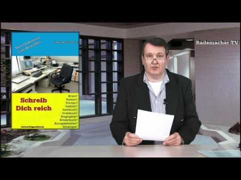 Bücher Schreiben Und Ohne Verlage Verkaufen - Wichtig! Unbedingt Video-Info Ansehen.