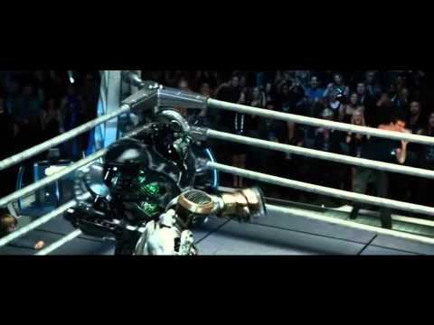 Real Steel Albino vs Zeus ▶ Real Steel Atom vs Zeus