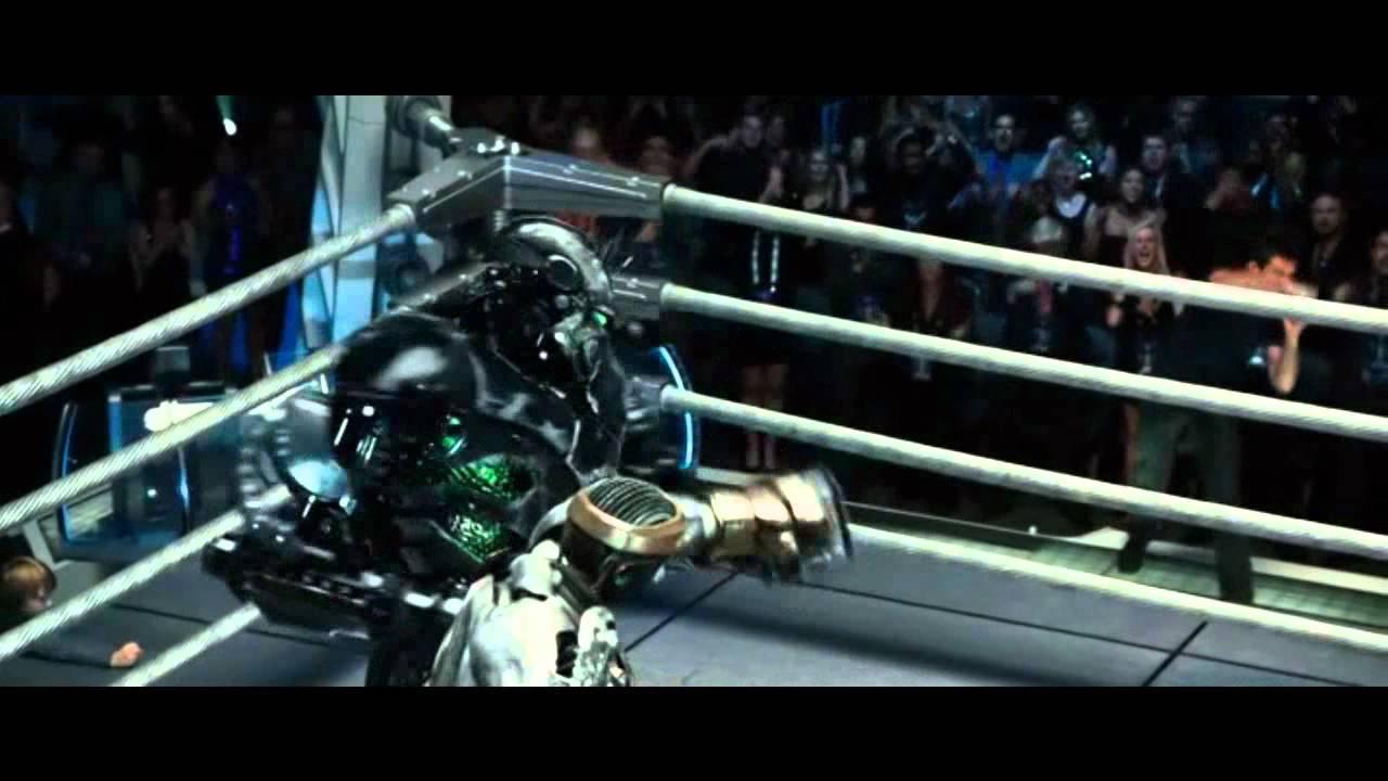 Real Steel Albino vs Zeus Real Steel Atom vs Zeus
