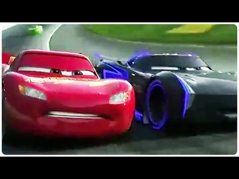 "Cars 3 ""Racing World"" Trailer (2017) Disney Pixar Animated Movie HD thumbnail"