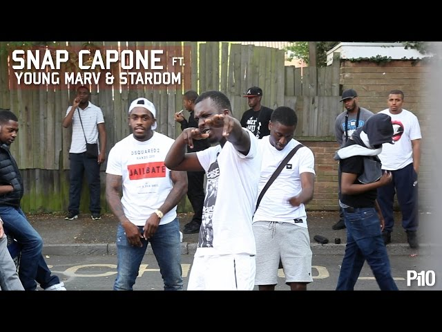 P110 - Snap Capone Ft. Young Marv & Stardom - All We Talk [Feature Video]