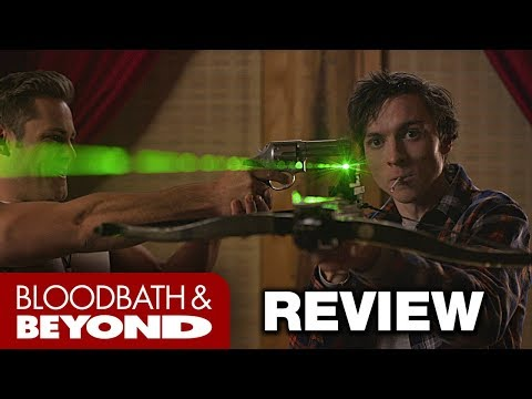 Blood Punch (2015) - Movie Review