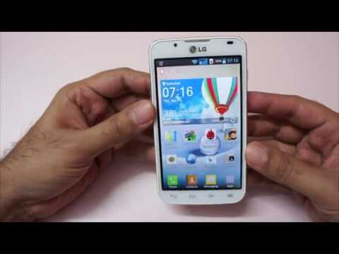 LG Optimus L7 II Dual Review - Geekyranjit