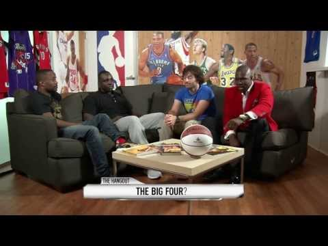 The Big 4: Carmelo Anthony to the Miami Heat? #TheHangout