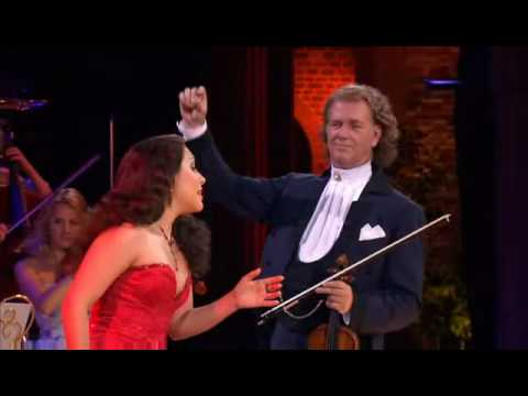"Carmen Monarcha & Andre Rieu - Habanera 2010 An aria from the opera 'Carmen' by Georges Bizet, adapted from the Habanera ""El Arreglito"" originally composed b..."