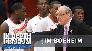 Jim Boeheim: My practice is not fun