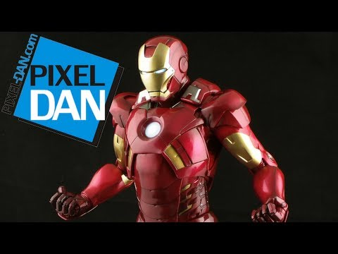 Kotobukiya ArtFX 1/6 Scale Avengers Iron Man Statue Review