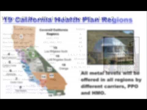 California health insurance market place