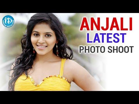 Telugu Actress Anjali Latest Spicy Photoshoot
