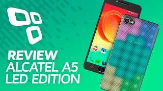 Alcatel A5 LED Edition - Review/Análise - TecMundo