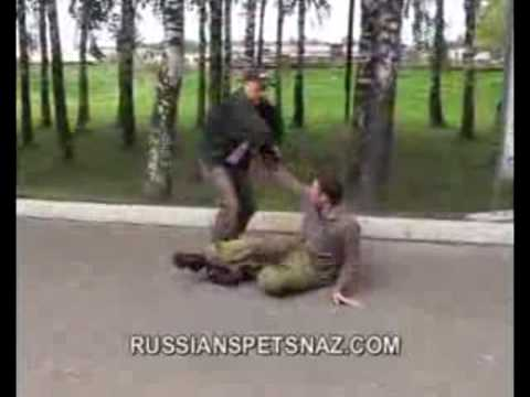 Russian Systema hand to hand fighting masters. Image 1
