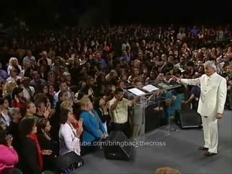 Benny Hinn - But He Made something Beautiful Of My Life video