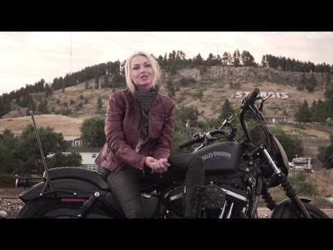 Road Ride Sturgis Rally Harley Ddson