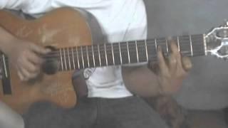 Aku Mau - Once (Indonesian Fingerstyle Guitar) - Omen Ranger